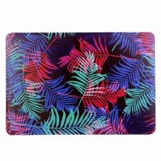 Macbook 12 Inch Case Plastic Hard Shell Cover Protective For For Apple Macbook 12 Inch With Retina Display Model A1534 Colored Leaves Intl Coupon Code