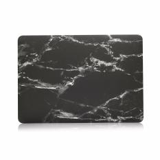 Best Buy Macbook Pro 13 Inch With Thunderbolt 3 Usb C A1706 1708 Case Marble Series Black Type 1
