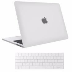 Where To Buy Frosted Shell Macbook Case Macbook Pro (A1706 A1708)13 Inch Case 2017 2016 Release A1706 A1708 (With Keyboard Membrane)Pro Case White Intl