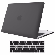 Discount Macbook Pro (A1706 A1708�X8913 Inch Case 2017 2016 Releasea1706 A1708 Pro Case Rubberized Hard Case Shell Cover And Keyboardskin Cover For Apple Macbook Pro 13 Inch With Without Touch Bar Andtouch Id �X93 Black Intl China