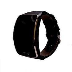 Magicworldmall Funny Game Leather Watch Wrist Band Strap Bracelet For Samsung Gear S R750 Smart Watch Intl Sale