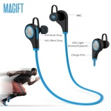 Discounted Magift6 Sports Bluetooth Headsets Csr4 1 Q9 Wireless Headphones In Ear Stereo Earphone With Microphone For Iphone7 Plus Android Intl
