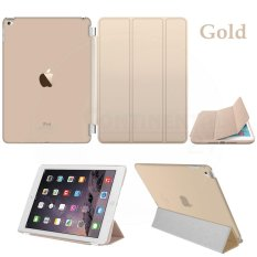 Store Magnetic Slim Leather Smart Cover Hard Back Case For Apple Ipad Air 2 Ipad 6 Intl Rose Gold Oem On China