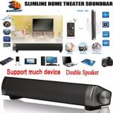 Discount Magnetic Wireless Soundbar Lp 08 Hifi Box Bluetooth Subwoofer Speaker Boombox Stereo Portable Hands Free Speaker For Tv Pc Grey Intl Oem