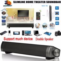 Buy Magnetic Wireless Soundbar Lp 08 Hifi Box Bluetooth Subwoofer Speaker Boombox Stereo Portable Hands Free Speaker For Tv Pc Grey Intl Oem
