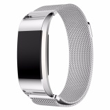 Buy Magnetic Wrist Strap And Link Bracelet For Fitbit Charge 2 Stainless Steel Band Adjustable Closure Intl China