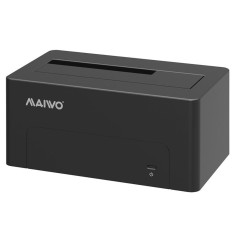 Maiwo K308C Usb Type C Usb3 1 Usb C To Sata 2 5 3 5 Inch External Hard Drive Disk Docking Station Enclosure For For 3 5 2 5 Sata Hdd And Ssd Support Up To 8Tb Tool Free 1 Bay Black Intl Compare Prices