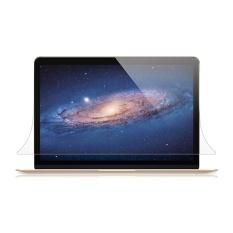 Makiyo Ultra Slim Crystal Clear Screen Protector for Apple MacBook 13-Inch Retina High Definition (HD) Film Premium - intl