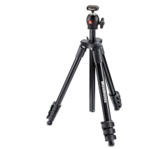 Buy Manfrotto Compact Light Tripod Black On Singapore