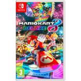 Mario Kart 8 Deluxe Nintendo Switch Free Shipping
