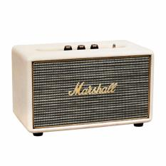 The Cheapest Marshall Acton Bluetooth Speaker Cream Online