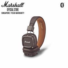 Best Price Marshall Major Ii Bluetooth Brown