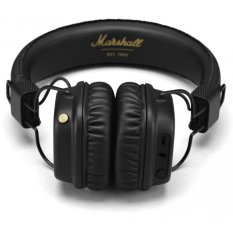 Buy Marshall Major Ii Bluetooth Soft Cushion On The Ear Headphone Black Marshall Original