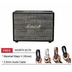 Discount Marshall Woburn Classic Speaker Black Free Marshall Major 2 Marshall Singapore