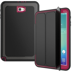 Price Comparisons For Martine For Galaxy Tab S3 9 7 T820 T825 Heavy Duty Shockproof Smart Case Cover Intl
