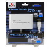 Low Price Mayflash Dual Port Classic Controller Pro Nunchuk Usb Adapter Pc For Wii Ps3