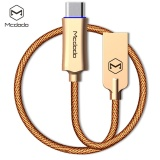 Best Reviews Of Mcdodo Ca 288 Knight Type C Auto Disconnect Transfer Data Synchronization Charging Cable Intl