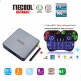 Who Sells Mecool Bb2 Pro I8 Backlit 3G 16G Set Top Box Amlogic S912 Octa Core Tv Box Android 6 Bt 4 Wifi 2 4G 5 8G Kod17 4K Media Player Intl Cheap