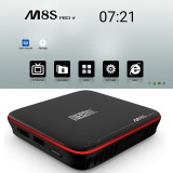 Price Mecool M8S Pro W Smart Android 7 1 Tv Box Amlogic S905W Quad Core H 265 Hdr10 Mini Pc 2Gb 16Gb Dlna Wifi Lan Hd Media Player Eu Plug Intl Online China