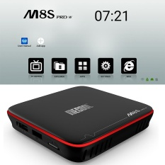 Get Cheap Mecool M8S Pro W Smart Android 7 1 Tv Box Amlogic S905W Quad Core H 265 Hdr10 Mini Pc 2Gb 16Gb Dlna Wifi Lan Hd Media Player Eu Plug Intl