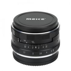 Store Meike Mk 35Mm F 1 7 Large Aperture Manual Focus Lens For Fuji Mirrorless Camera Intl Oem On China