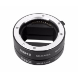 Low Price Meike Mk S Af3A Metal Auto Focus Macro Extension Tube Adapter Ring 10Mm 16Mm Intl