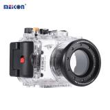 Meikon Sy 15 40M 130Ft Underwater Waterproof Camera Housing Transparent Waterproof Camera Case For Sony Rx100 Iii Intl Online