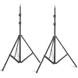 Latest Meking 2 Pieces W803 Ii Tripod Light Stand 195Cm 6 4 Photo Video Studio Lighting Support System Intl