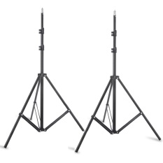 Where Can You Buy Meking 2 Pieces W803 Ii Tripod Light Stand 195Cm 6 4 Photo Video Studio Lighting Support System Intl