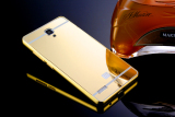 Metal Bumper Frame And Mirror Pc Back Case For Xiaomi Redmi Note Gold Intl Review
