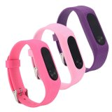 Sale Mi Band 2 Bands Waterproof Silicone Wrist Strap Wristband Bracelet Replacement Accessories For Mi Band 2 Smart Miband Intl Oem Original