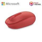 Price Microsoft Wireless Mobile Mouse 1850 Flame Red U7Z 00035 On Singapore