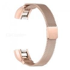 Miimall Milanese Loop Watch Band For Fitbit Alta Alta Hr Rose Gold Intl Discount Code