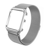 Compare Price Milanese Loop Bracelet Watch Band Strap With Metal Case For Iwatch 42Mm Series 3 2 1 Oem On China