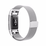Sale Milanese Loop Metal Magnetic Mesh Band Strap Bracelet For Fitbit Charge 2 Th642 Intl Xcsource Cheap