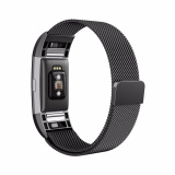 Best Milanese Loop Metal Magnetic Mesh Band Strap Bracelet For Fitbit Charge 2 Th643 Intl