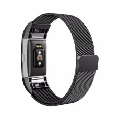 Buying Milanese Loop Metal Magnetic Mesh Band Strap Bracelet For Fitbit Charge 2 Th643 Intl