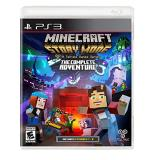 List Price Minecraft Story Mode The Complete Adventure Playstation 3 Intl Telltale Games