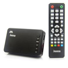 Buy Mini 1080P Full Hd Media Player W Hdmi Usb Sd Av Vga Black Oem Original