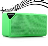 Sale Mini Bluetooth Speaker X3 Tf Usb Fm Radio Wireless Portable Music Sound Box Subwoofer Loudspeakers With Mic For Ios Android(Green Intl China Cheap