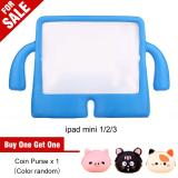 Get Cheap Mini Multifunction Light Weight Shock Proof Eva Foam Children Case Cover For Apple Ipad Mini 1 2 3 Blue Intl