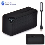 Who Sells Mini Portable Smart Bluetooth Speaker Wireless Speakers Fm Audio Radio Mode Player Column Support Tf Card Usb Drive With Led Intl