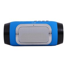Sale Mini Portable Wireless Stereo Bluetooth Speaker Chargable Blue Intl Online On Singapore