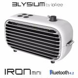 How To Buy Elysium Iron Mini Retro Radio Bluetooth Portable Speaker