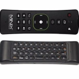 Best Price Minix Neo A2 Lite 2 4G Wireless Keyboard Air Mouse Support Six Axis Gyroscope Accelerometer For Android Black Intl