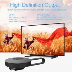 Promo Mirascreen G2 Wireless Wifi Display Dongle Receiver 1080P Hd Tv Stick Dlna Airplay Miracast Dlna For Smart Phones Tablet Pc To Hdtv Monitor Intl