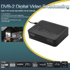Price Mitps Dvb Set Top Box Terrestrial Receiver Full Hd 1080P Digital H 264 Mpeg4 Support 3D Tv Box Intl On China