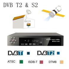 Brand New Mitps Full Hd 1080P Dvb T2 S2 Video Broadcasting Satellite Receiver Set Up Box Tv Hdtv Eu Intl