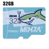 Who Sells Mixza Tohaoll Ocean Series 32Gb Micro Sd Memory Card Storage Device Intl Cheap
