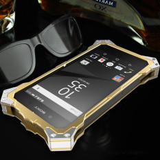 Mobile Phone Cover Shockproof Phone Case Bumper For Sony Xperia Z5 Premium 5 7 Inch Gold On Line